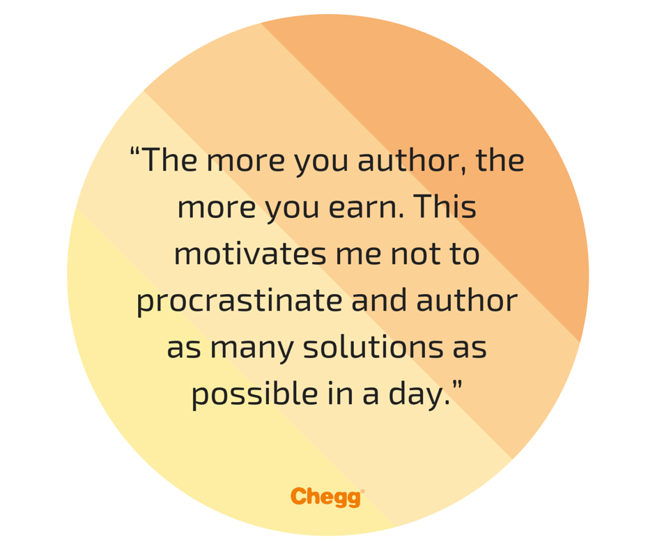 """The more you author, the more you earn. (1)"